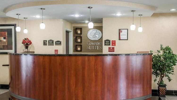 Comfort Suites Indianapolis Airport 1