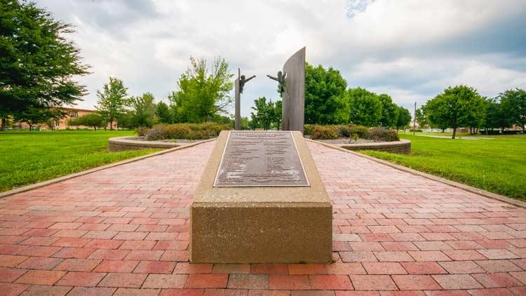Dr. Martin Luther King, Jr. Park & Landmark for Peace Memorial 2