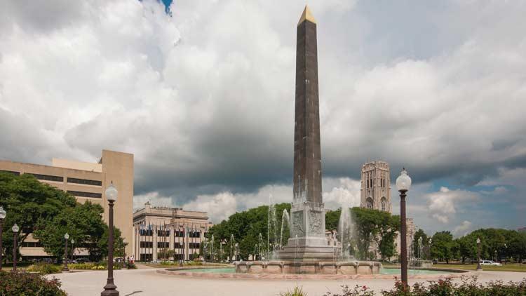 Veteran's Memorial Plaza 2