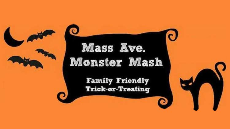 Mass Ave Monster Mash 1