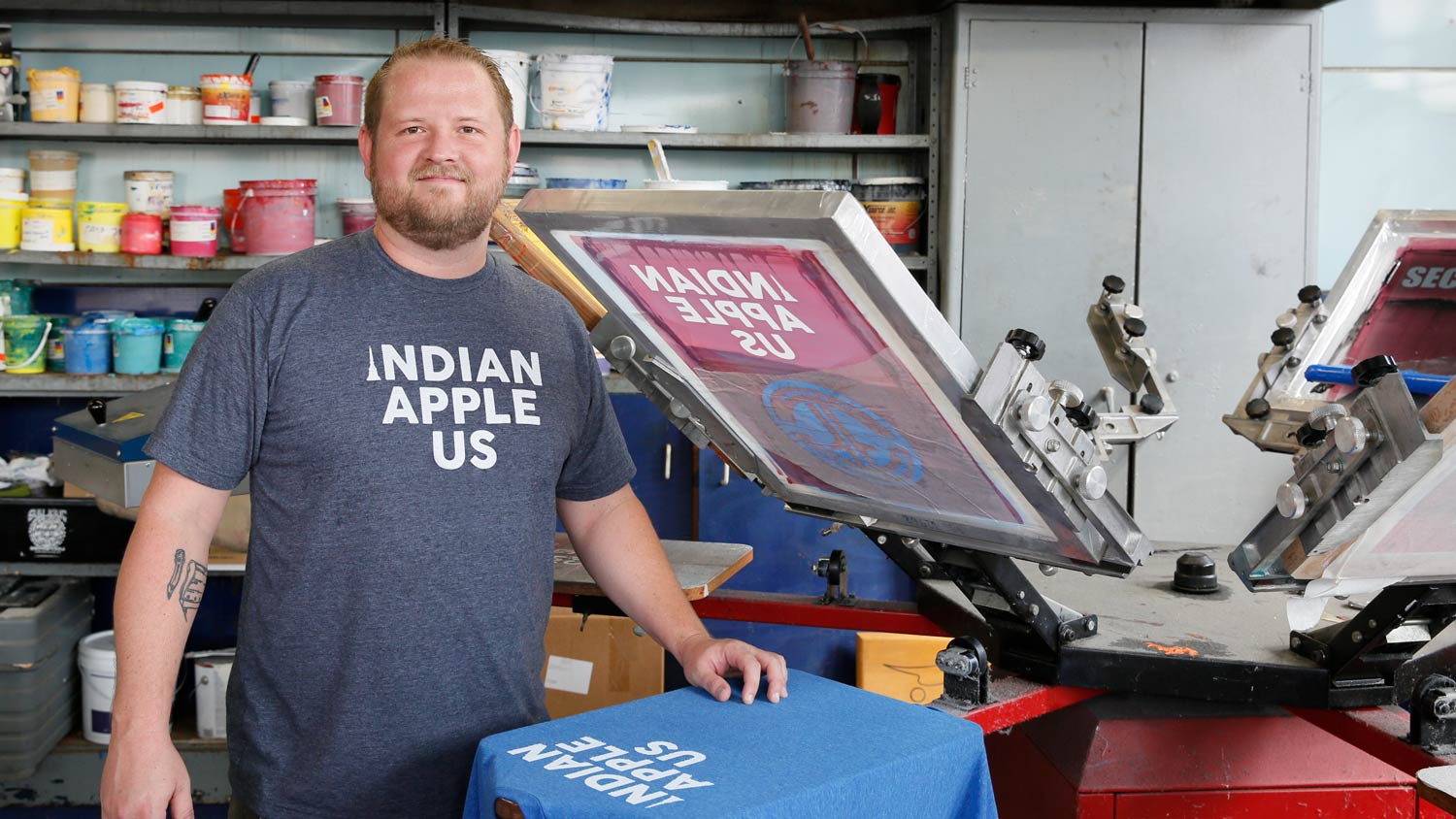 Indy Like a Local: Shane Brown Featured