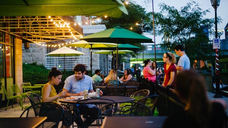 Fresco Italian Cafe on the Canal 1