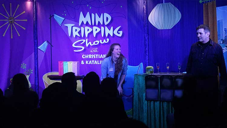 Mind Tripping Show - A Comedy with a Psychological Twist 1