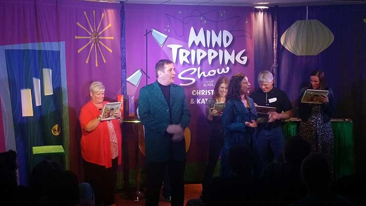 Mind Tripping Show - A Comedy with a Psychological Twist 4