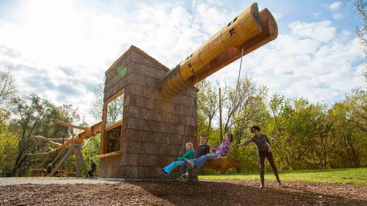 Virginia B. Fairbanks Art & Nature Park: 100 Acres