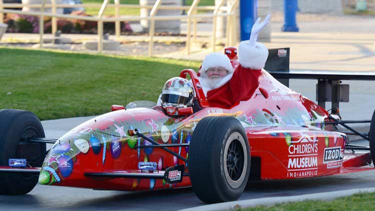 Santa's Big Arrival 1