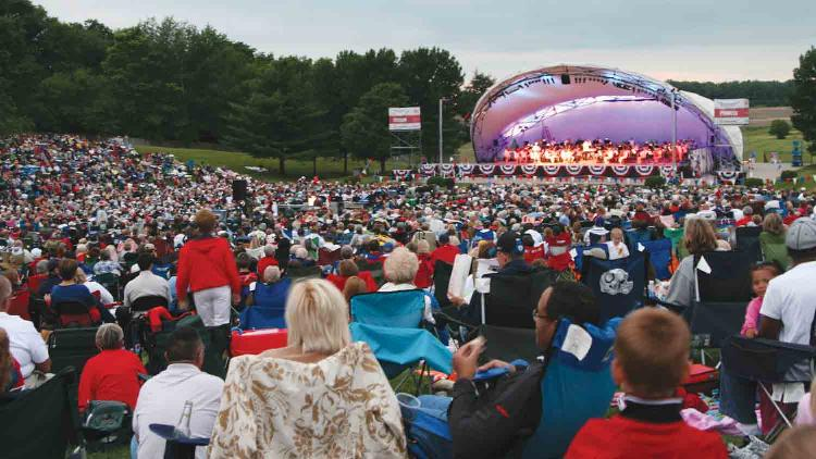 Symphony on the prairie 2 list
