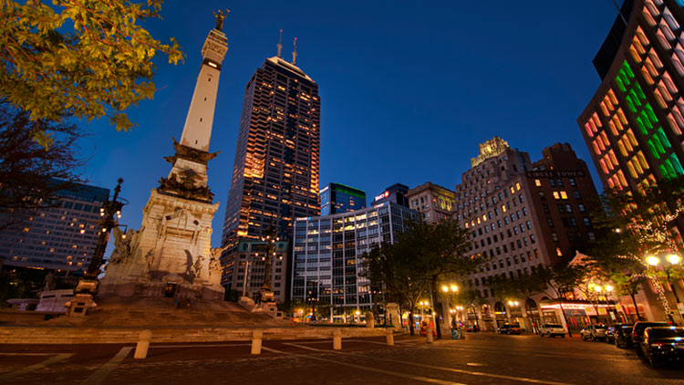 Ten Reasons to Meet in Indy