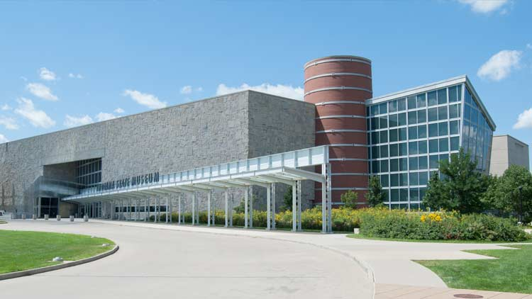 Indiana State Museum located in White River State Park 5
