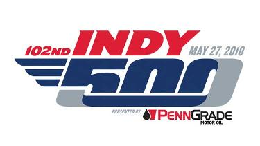 Indy 500 2018 logo list