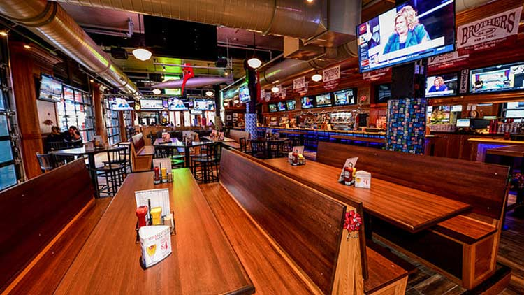 Brothers Bar & Grill - Downtown 1