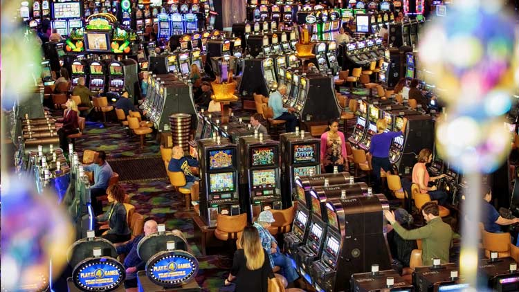 Indiana Grand Racing & Casino 9