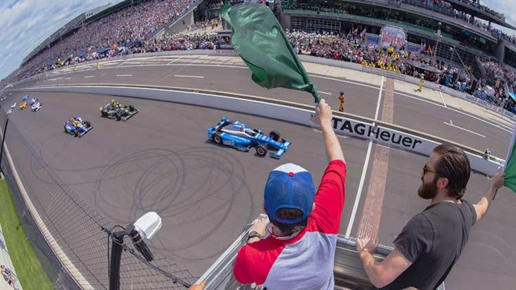 Indianapolis Motor Speedway 23