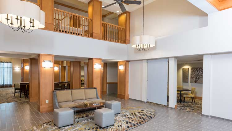 Homewood Suites by Hilton Indianapolis - Airport/Plainfield 1