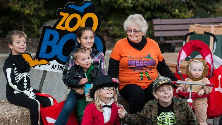Halloween ZooBoo presented by Central Indiana Honda Dealers 8