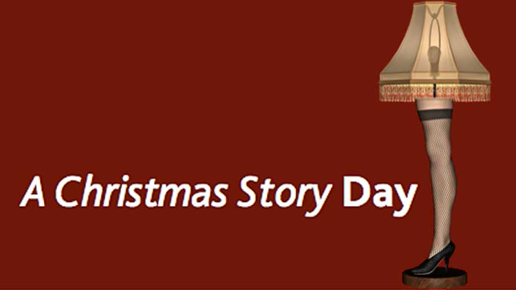 A Christmas Story Day 1