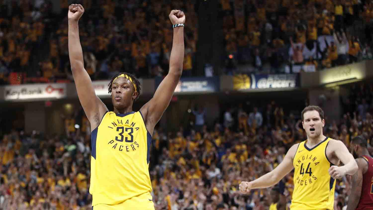 Indiana Pacers 27