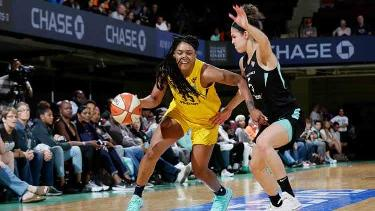 New York Liberty vs. Indiana Fever