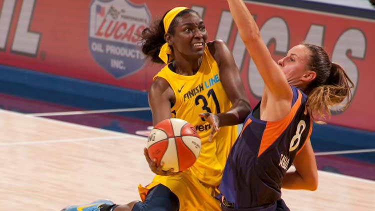 Indiana Fever 12