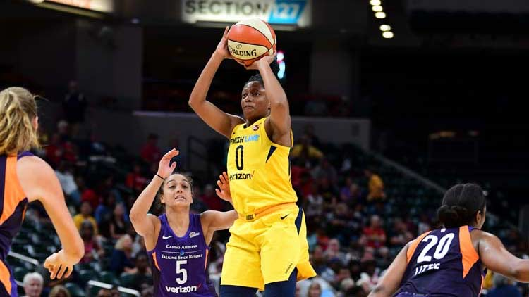 Indiana Fever 15