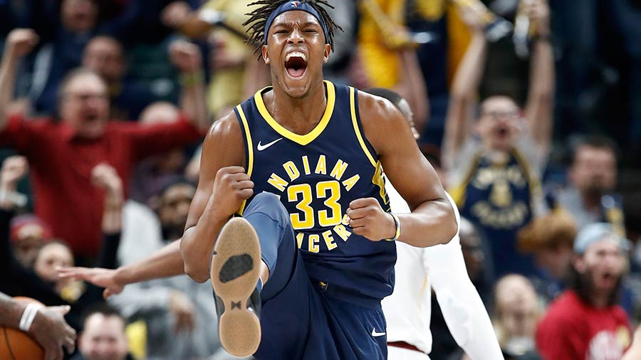 Indiana Pacers 20