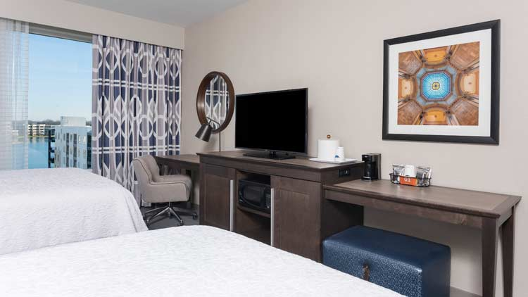 Hampton Inn & Suites - Indianapolis Keystone 1