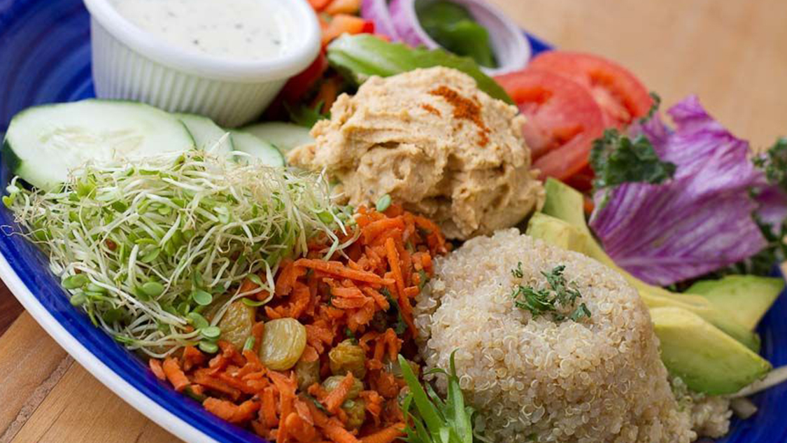 Vegan and Vegetarian Dining