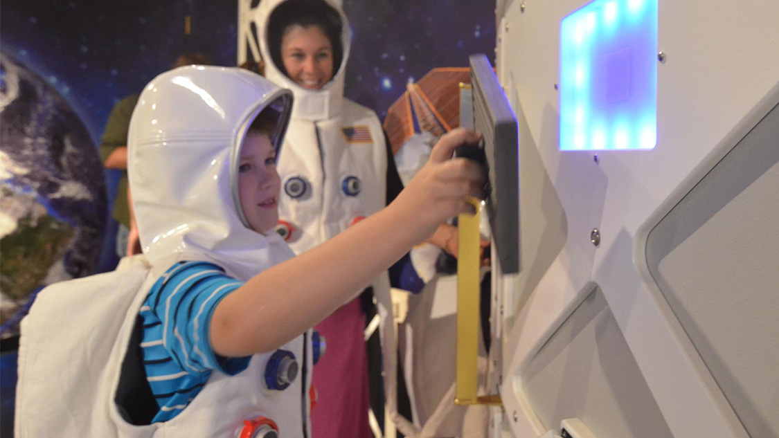 Experience the International Space Station