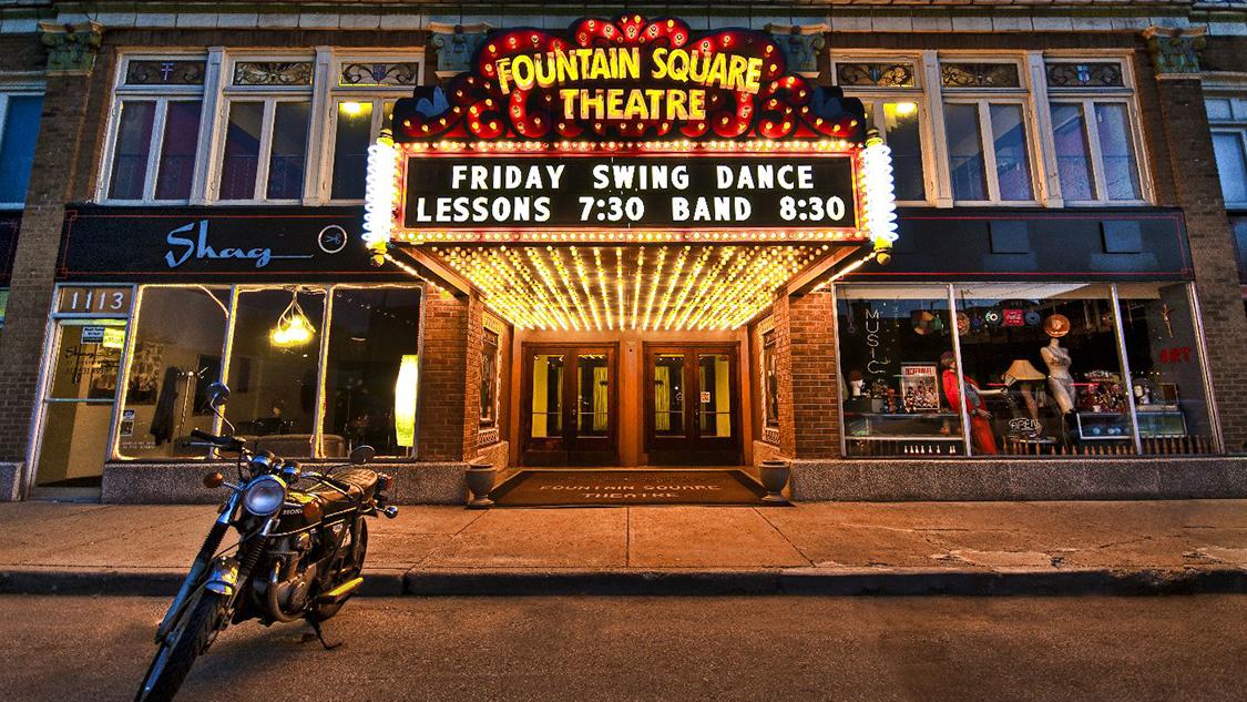 Friday Night Swing Dancing