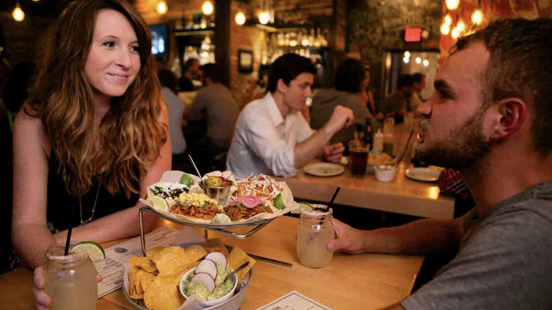 Five Perfect Date Nights