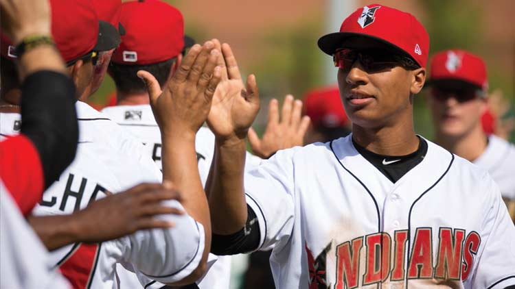 Indianapolis Indians 22