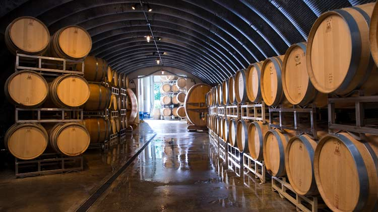 Oliver Winery 7