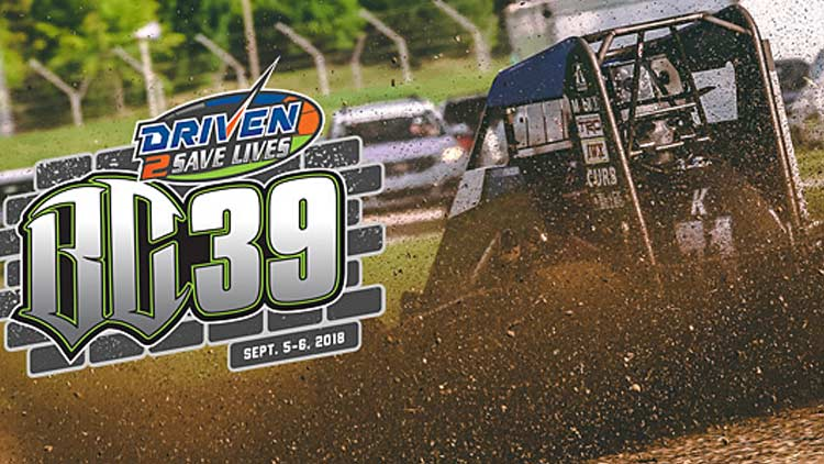 Driven2SaveLives BC39 - USAC Midget National Championship