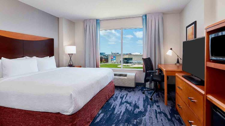 Fairfield Inn & Suites by Marriott Downtown Indianapolis
