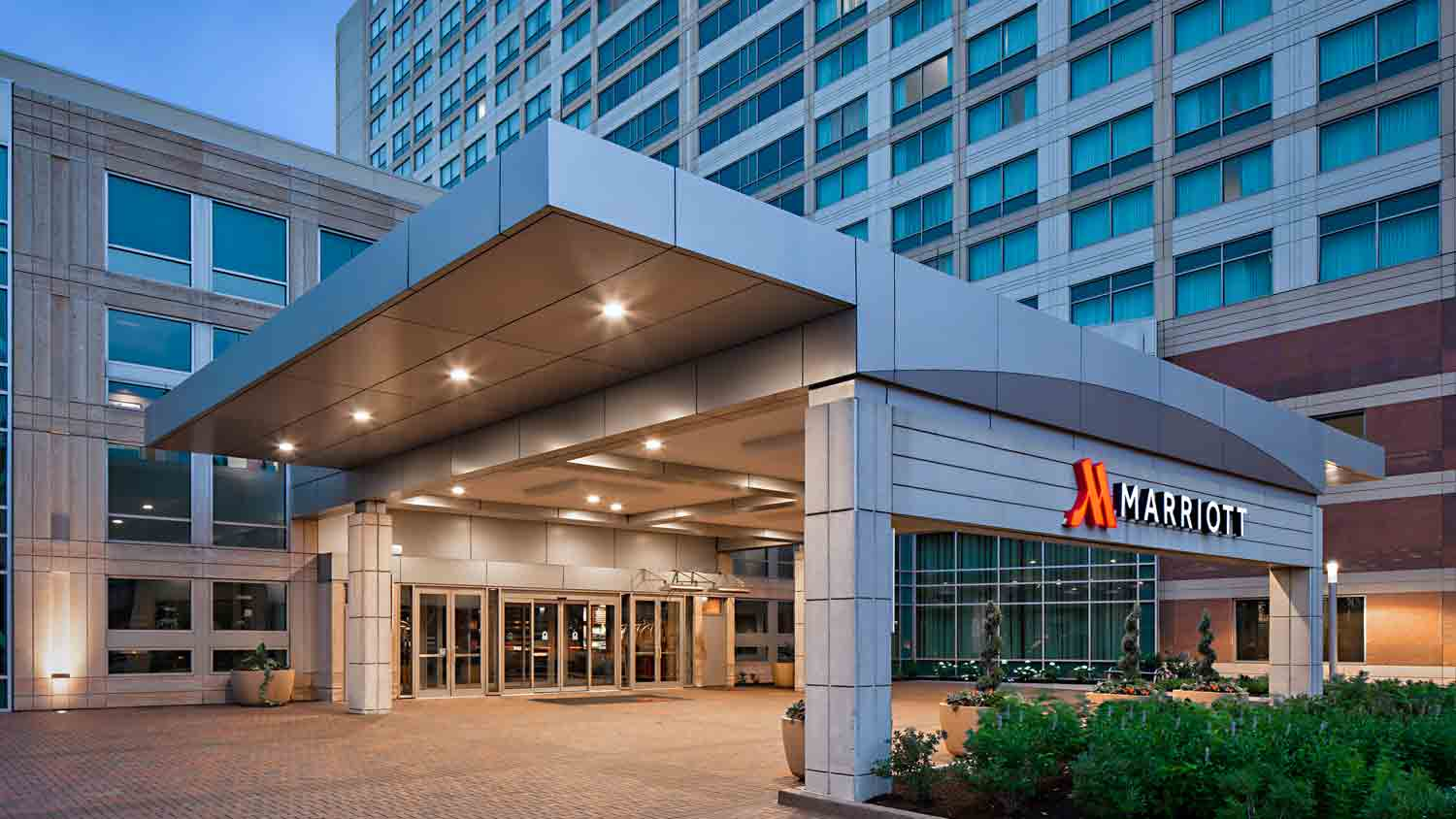 Indianapolis Marriott Downtown 37
