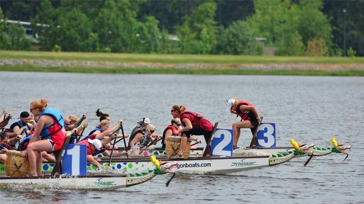 White River Dragon Boat Race & Festival 2
