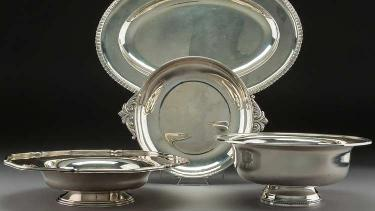 Dining by Design - Silver 1925-2000