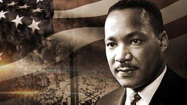 Rev. Dr. Martin Luther King Jr. Day