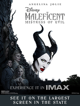 IMAX 3D - Maleficent Tower 101419