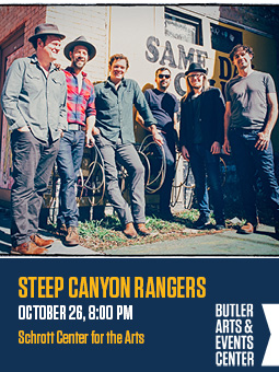 Butler U - Web Ad - Tower - SteepCanyon - 101519