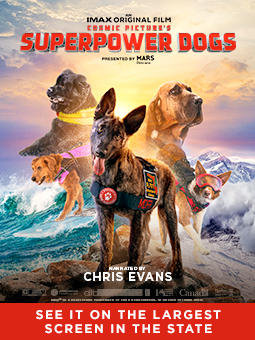 IMAX 3D - Joker Superdogs 100219