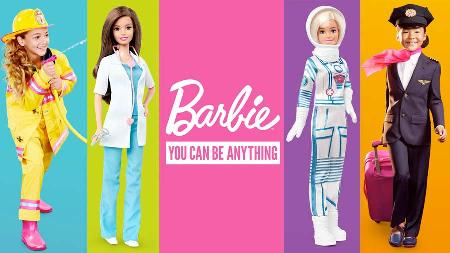 Barbie - You Can Be Anything