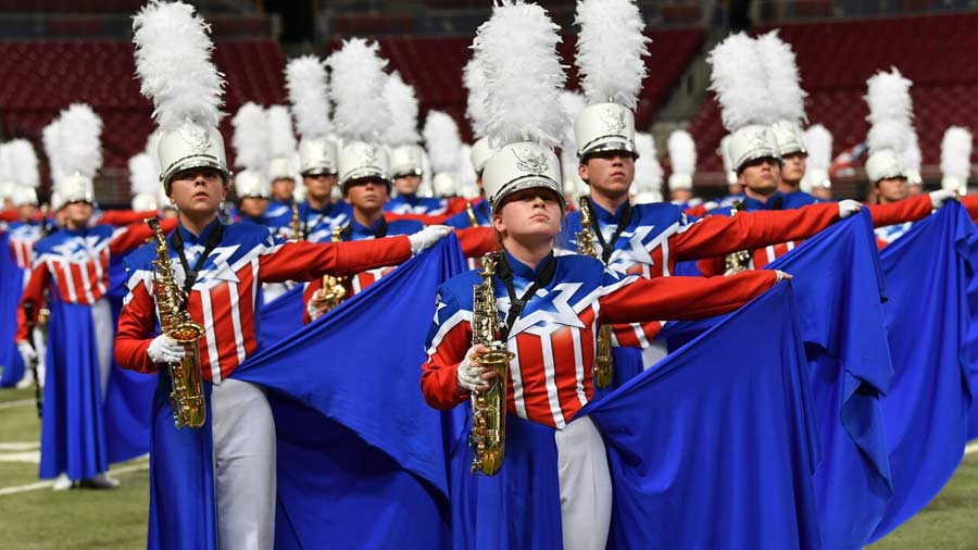 Bands of America Indianapolis Super Regional