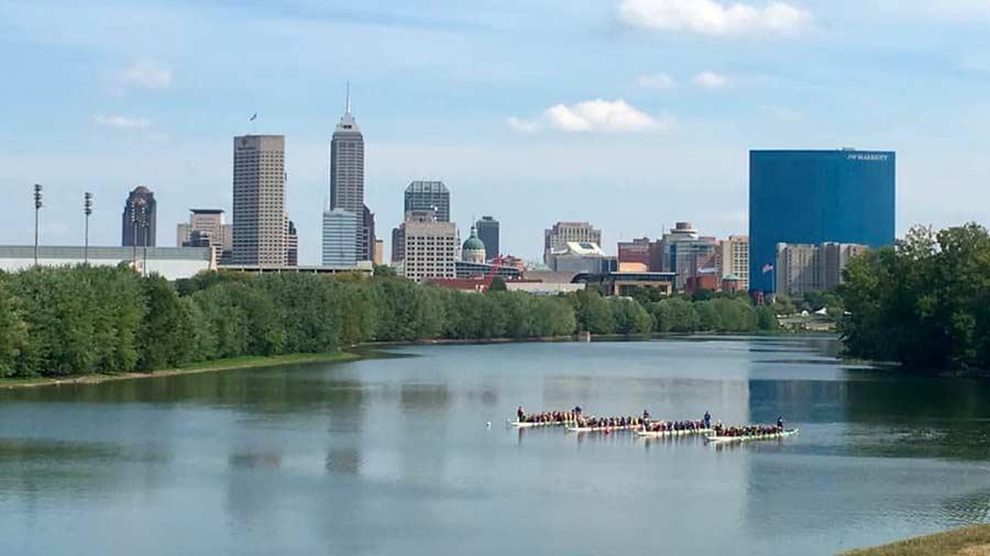 White River Dragon Boat Race & Festival 6