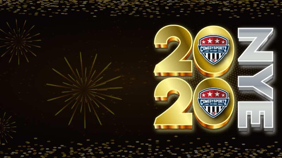 ComedySportz New Year's Eve Celebration 1