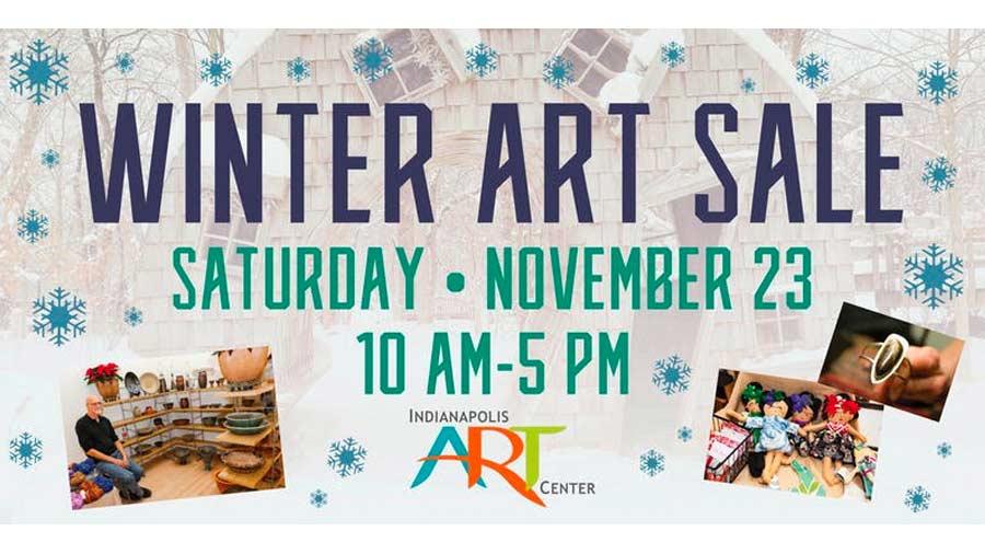 Winter Art Sale