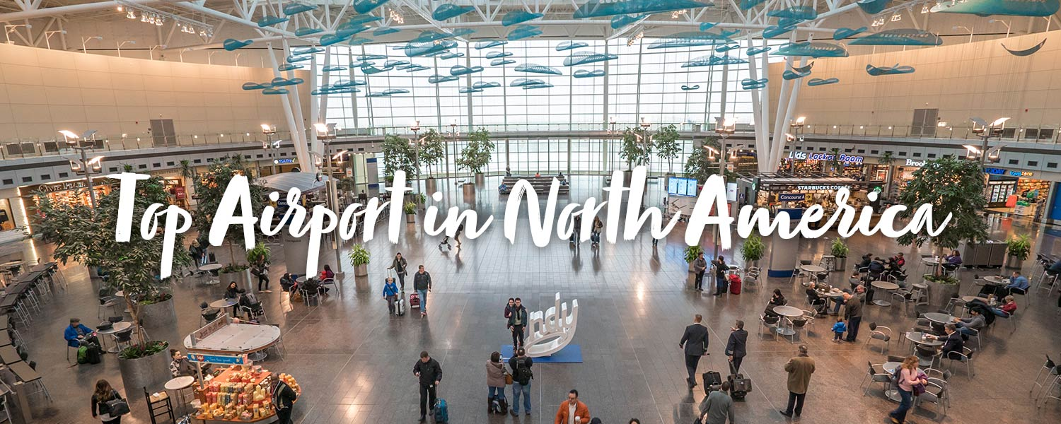 Top Airport in North America