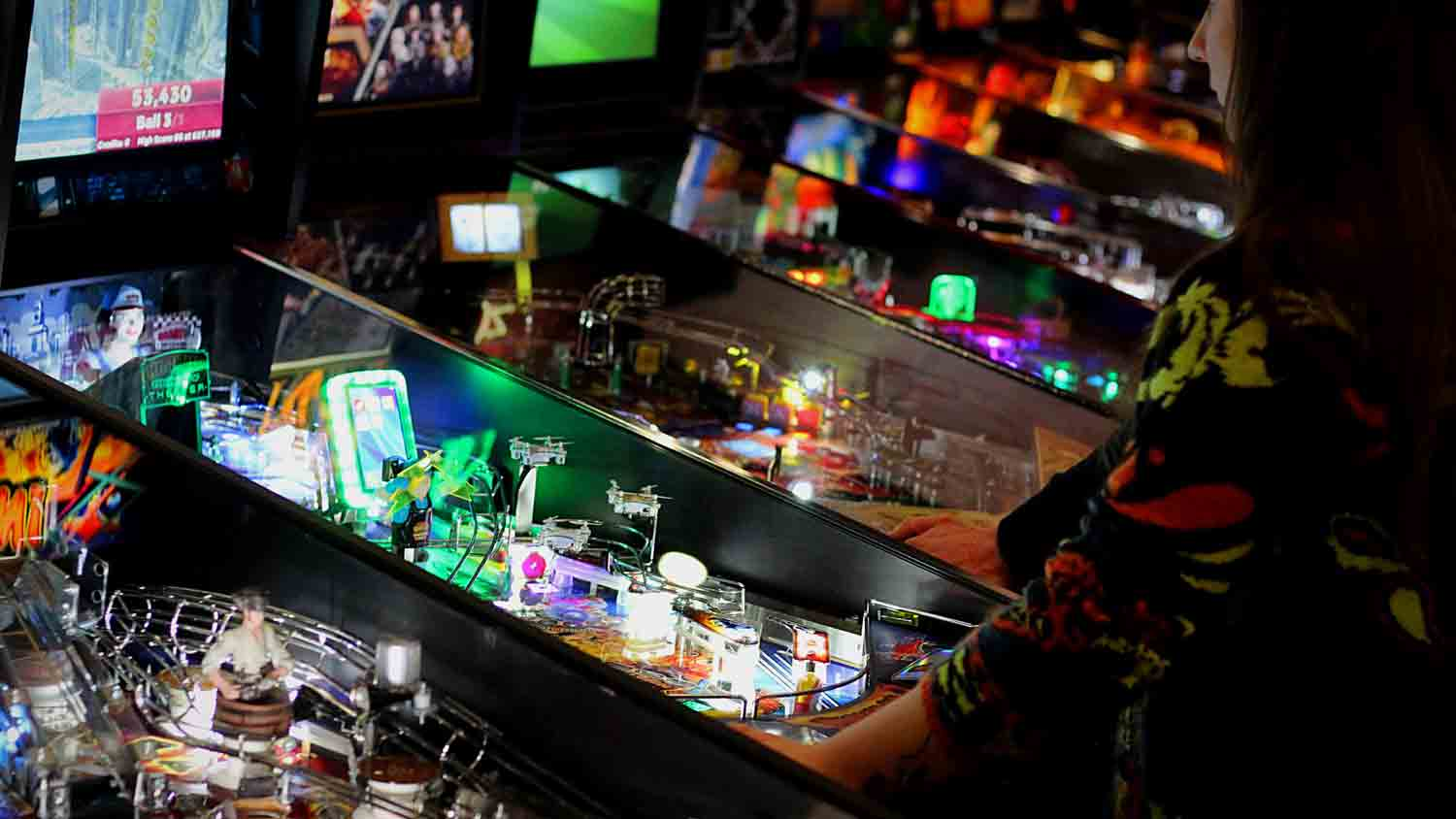 Tappers Arcade Bar 13