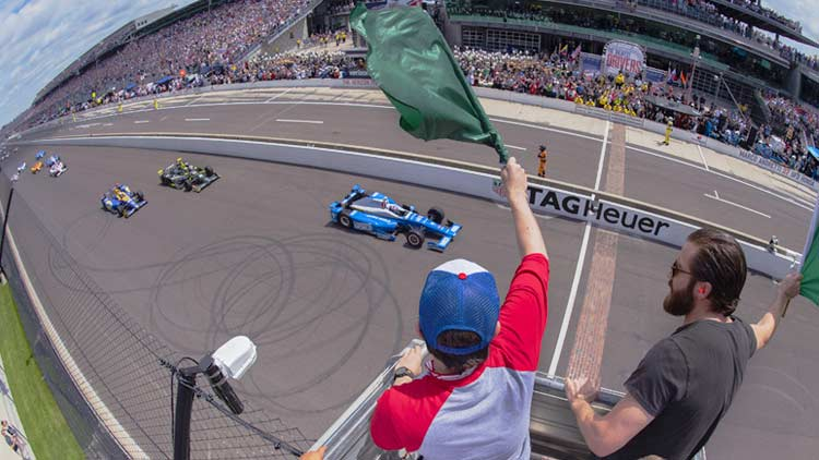 Indy 500 - Practice and Qualifications