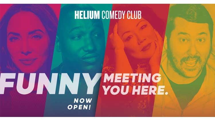 Helium Comedy Club 1